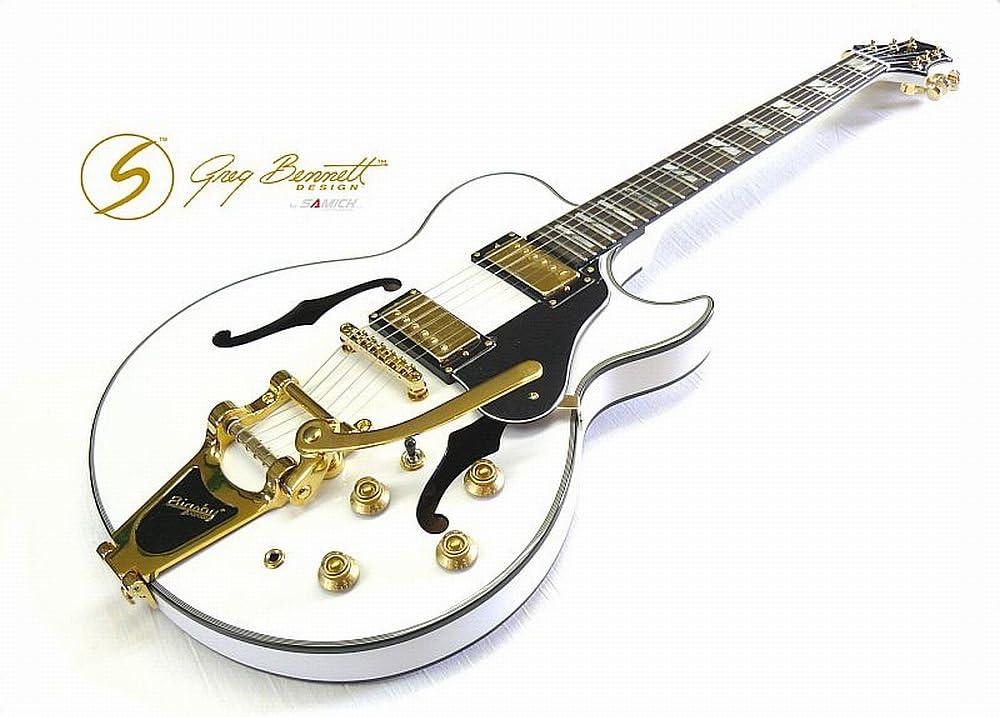 Guitarra eléctrica Samick