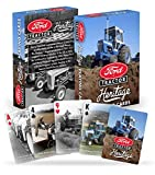 Licensed Ford Tractor Playing Cards