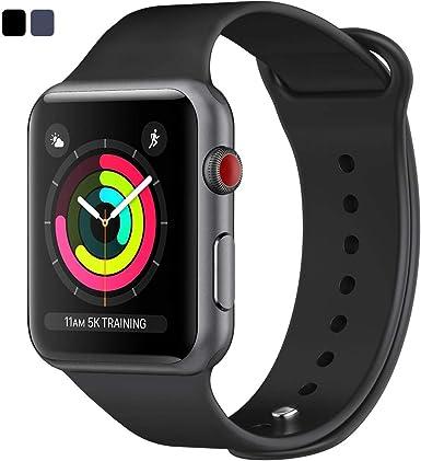 Correa Deportiva para Apple Watch 42 mm 38 mm – Correa de