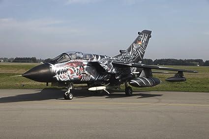 Amazon com: Posterazzi A German Air Force Tornado ECR of Fighter