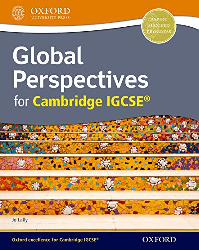 Global Perspectives for Cambridge IGCSE