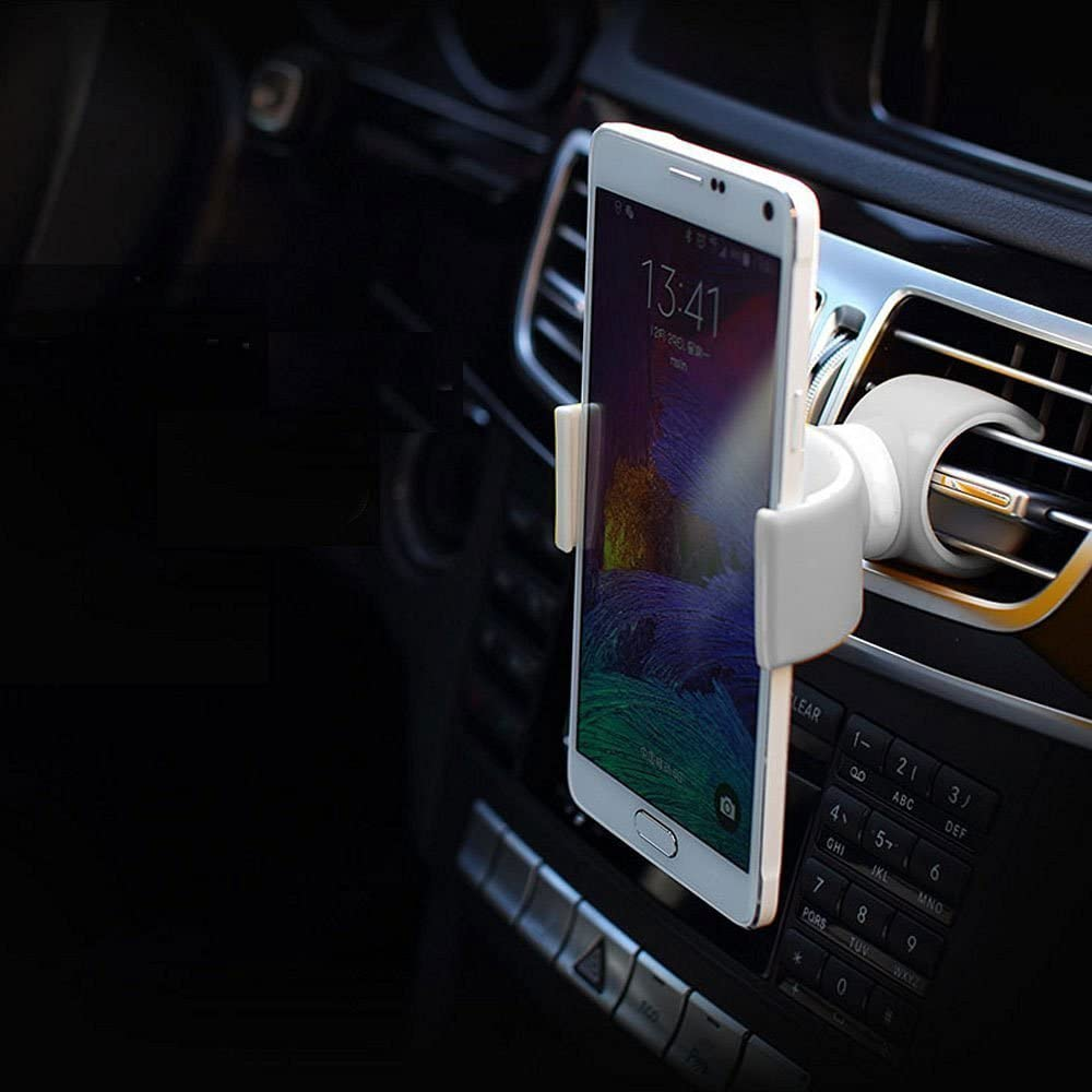 Beileer Supporto universale Air Vent da sostegno per borraccia da bici per smartphone iPhone 6/6S Plus o Samsung Galaxy