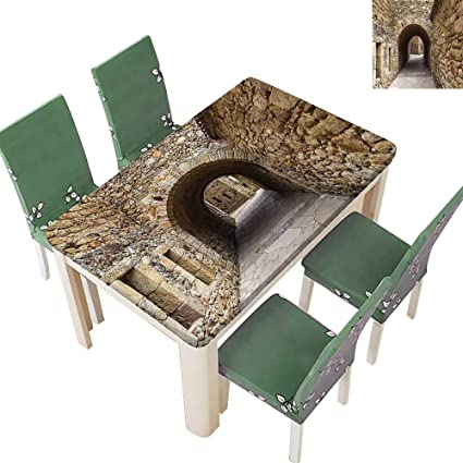 Amazon.com: Printsonne Indoor/Outdoor Medieval Ancient ...