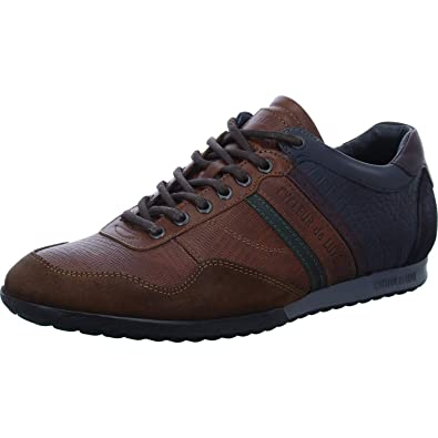 Cycleur de Luxe Crash, Scarpe Stringate Oxford Uomo, Blu