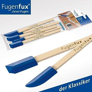 Fugenfux Silikon -Fugenabzieher Set, 5tlg