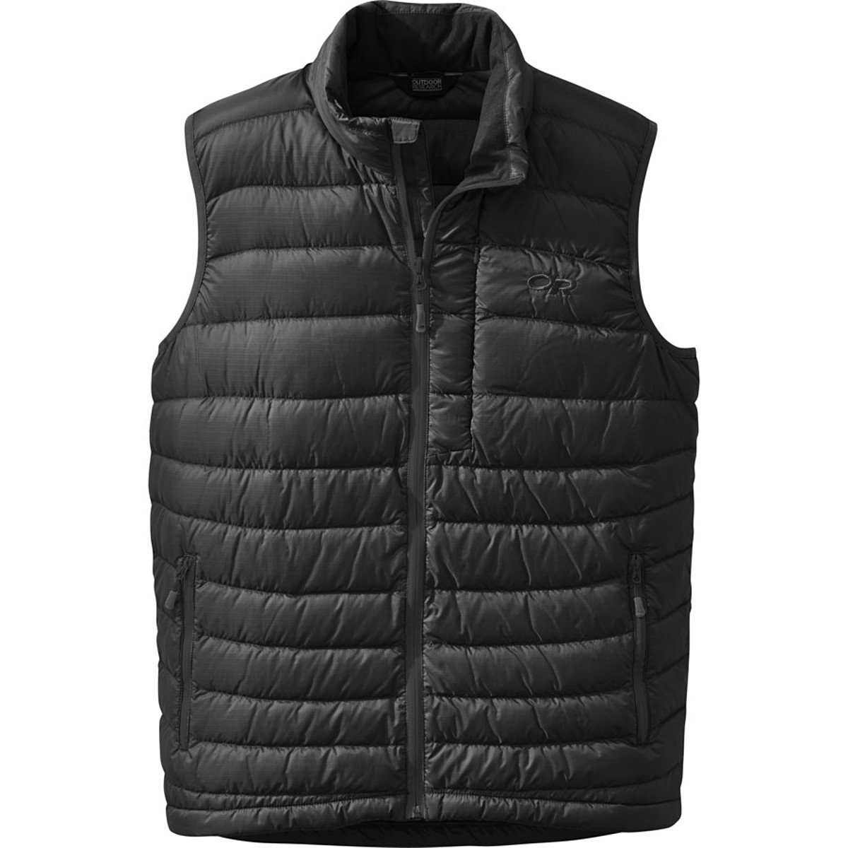 Outdoor Research Men's Transcendent Vest (Black, Small)