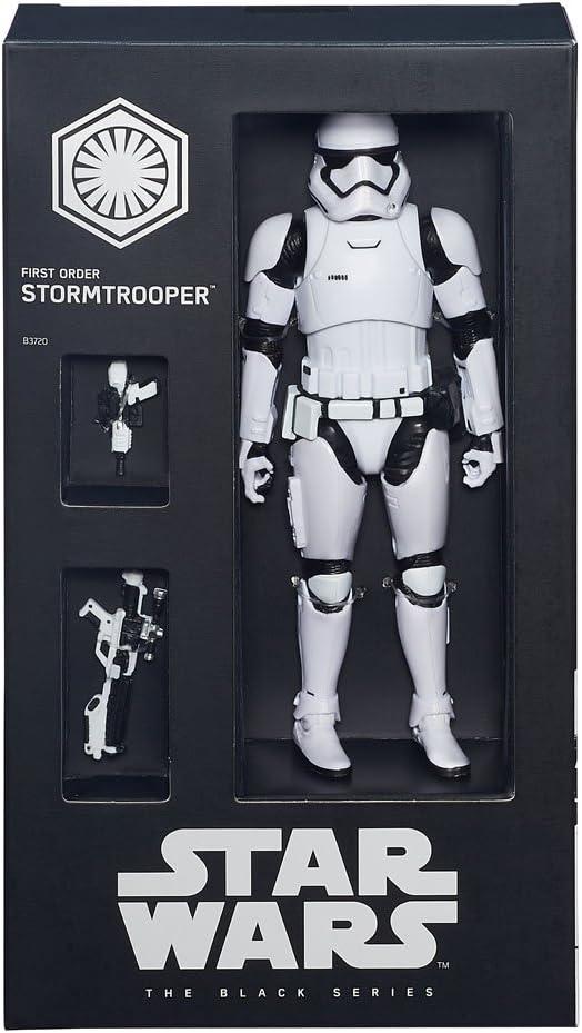 "SDCC/'15 Exclusive Star Wars Black Series 6/"" Figure First Order Stormtrooper"