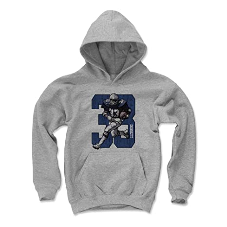 d01ea49f Amazon.com : 500 LEVEL Tony Dorsett Dallas Football Kids Hoodie ...