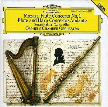 Mozart: Flute Concerto No 1 K 313