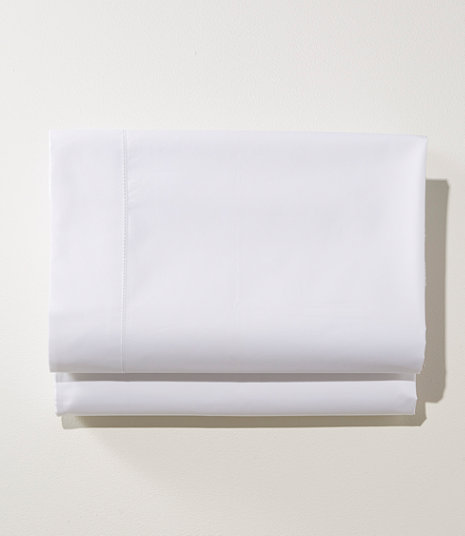 280-Thread-Count Pima Cotton Percale Sheet, Fitted | L.L.Bean