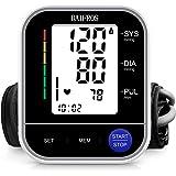 Tensiómetro de Brazo, BAIFROS Monitor de Presión Arterial Digital Automatico con Gran Pantalla LED, Deteccion de…