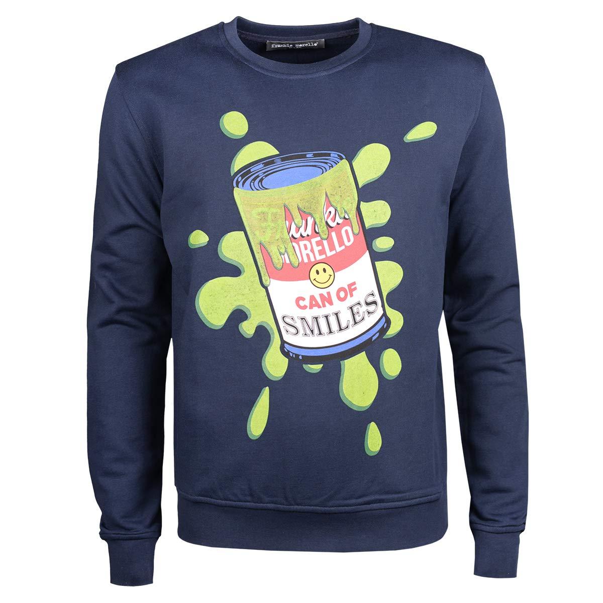 Frankie Morello Sweatshirt  FMO7219FE  L(EU)