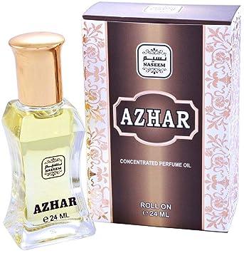 0057f8a0d Azhar Roll On by Naseem Perfume Unisex - Eau de Parfum, 24ml: Amazon.ae