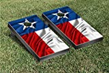 State Flag Cornhole Game Set State: Texas