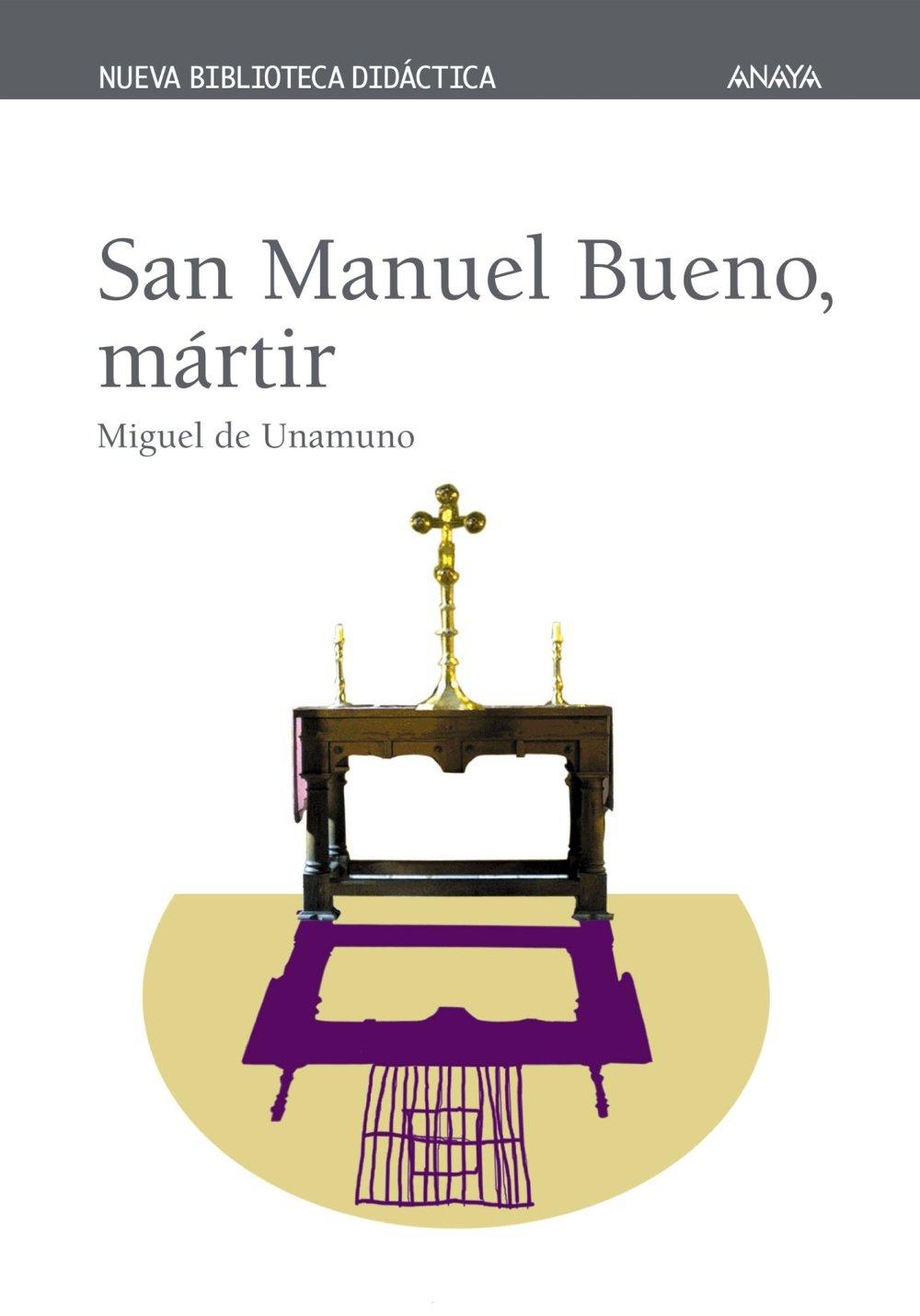 San Manuel Bueno, mártir CLÁSICOS - Nueva Biblioteca Didáctica ...
