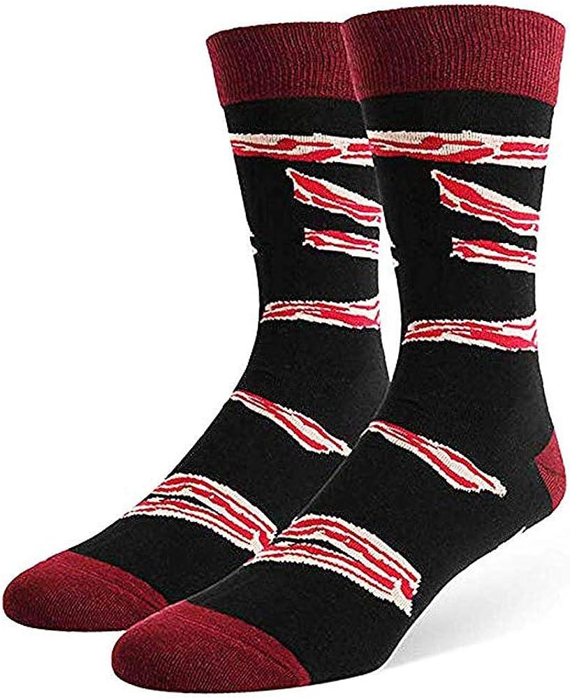 BUBABOX F.R.I.E.N.D.S Socks Please Do Not Disturb Cotton Crew Socks