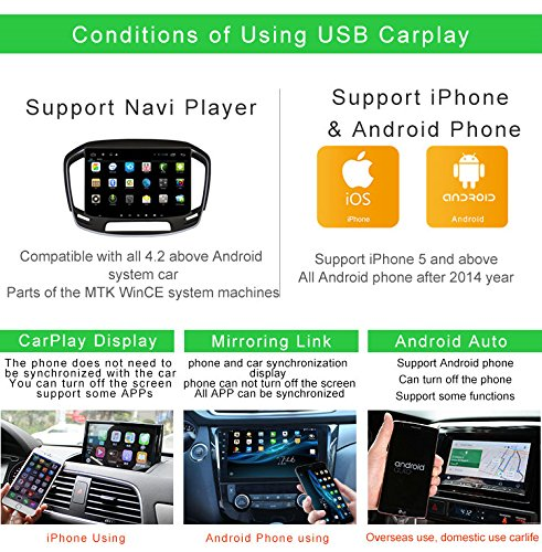 Usb Apple Carplay Dongle For Android Auto Iphone Carplay Support