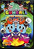 The Amazing World of Gumball Volume 10 (DVD, Region 3) Animation Cartoon Network Kid Comedy Family