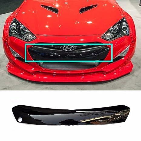 Rejilla Parachoques Delantero centro para Hyundai 2013- Genesis Coupe OEM Partes