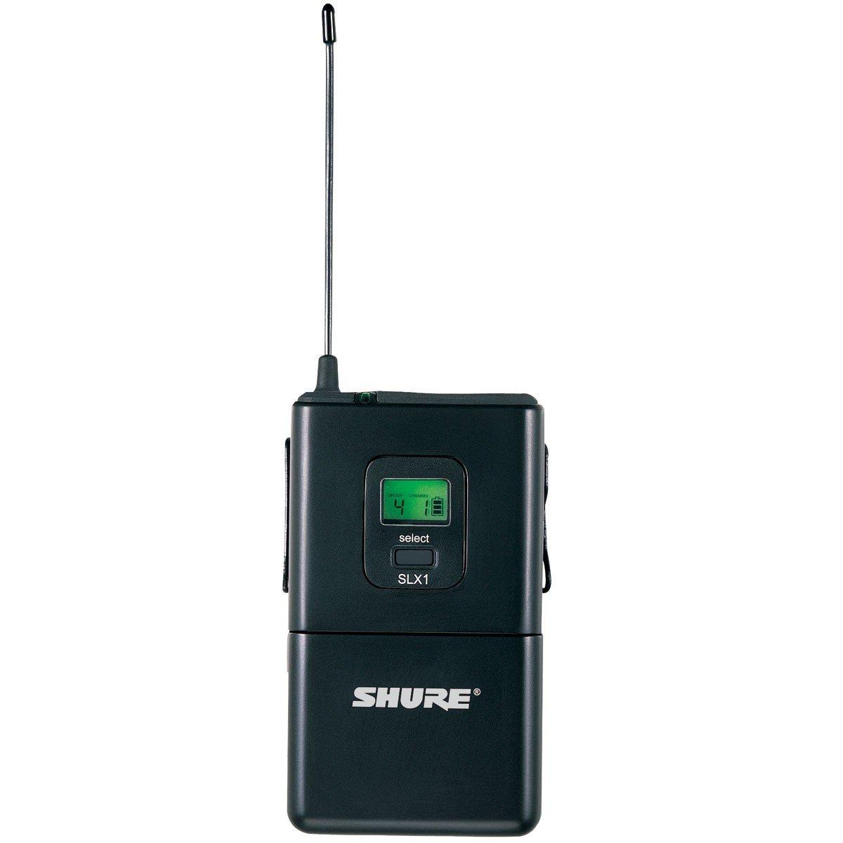Shure SLX1 Wireless Bodypack Transmitter, J3