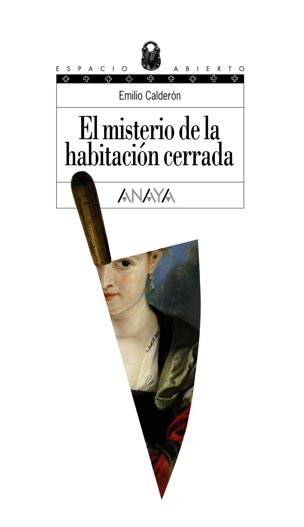 El misterio de la habitación cerrada Literatura Juvenil A Partir De 12 Años - Espacio Abierto: Amazon.es: Emilio Calderón: Libros