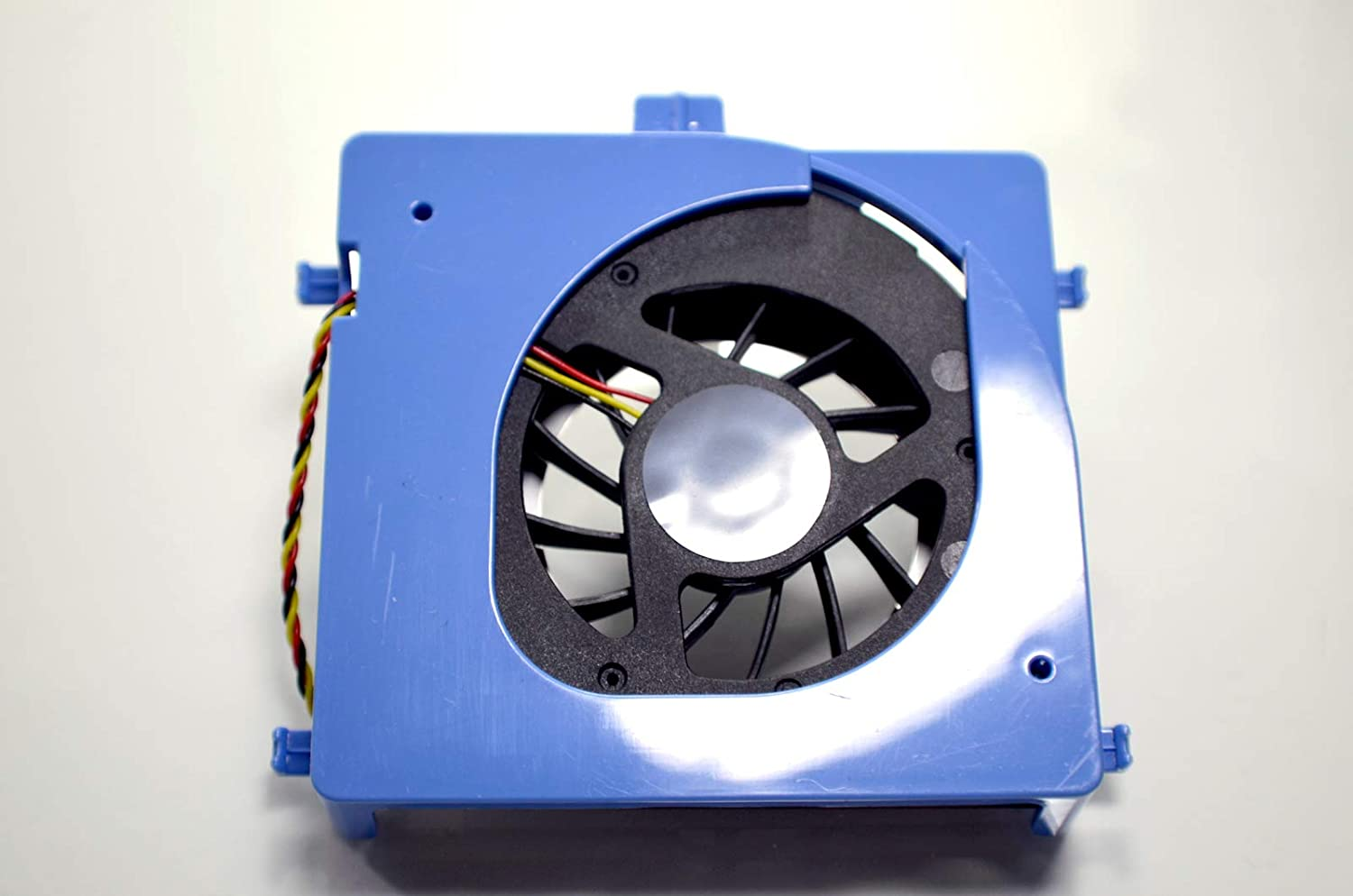 Compatible Replacement for Dell OptiPlex GX620 745 755 760 USFF Hard Drive HDD Cooling Fan w/Bracket DW016 HK120 HK253 GB0507PGV1-A