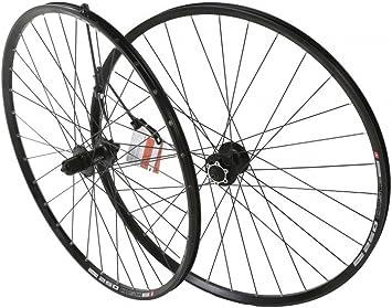 29er Rueda de bicicleta Disc Deore Buje Negro 622 – 19 C 29 ...