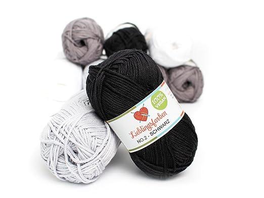 Anleitung Mini-Panda | Schaut mal - Amigurumi Crochet Animals ... | 392x522