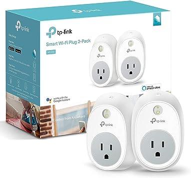 TP LINK HS100 KIT smart plug White Home