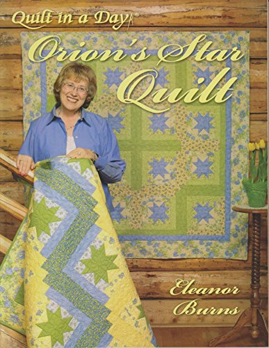 orion star quilt - 1
