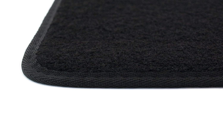 Just Carpets Lot de 4 Tapis de Sol en Feutre aiguillet/é pour Votre i-MiEV