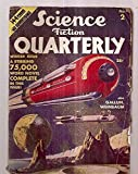 SCIENCE FICTION QUARTERLY WINTER 1941 NUMBER 2