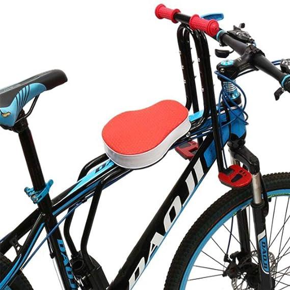 YAOBAO Asiento Delantero De Bicicleta para Niños para Niños ...