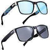 Amazon.com: Divvsck - Gafas de sol polarizadas para hombre y ...