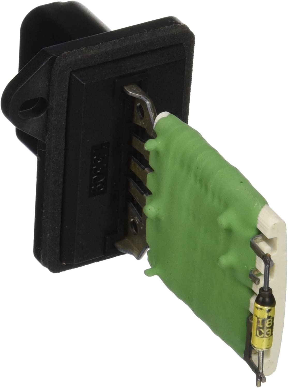 5 Wires Electrical Connector of Blower Resistor Motor RU491 Fits Dakota Raider