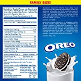 Oreo (ORMT9) Sandwich Cookies, Family Size