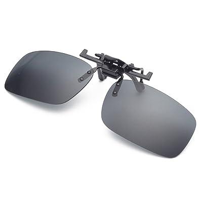 Migavan 2pcs Unisex Clip-On Flip Gafas De Sol Polarizadas ...