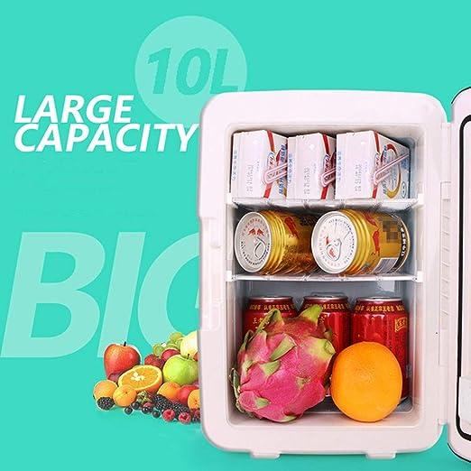 GXRck Refrigerador de Coches de 10 litros y 12 voltios Incubadora ...
