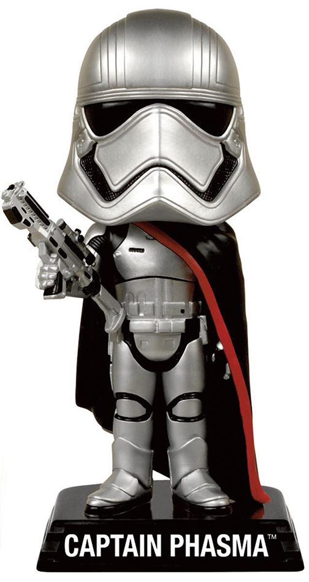 Close Up Figura Mobile Wacky Wobbler Star Wars - Captain Phasma
