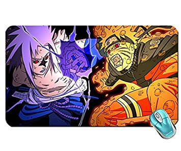 Image Unavailable Image Not Available For Colour Naruto Kyuubi Vs Sasuke