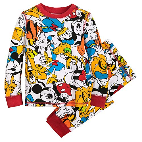 Disney Mickey Mouse and Friends PJ PALS