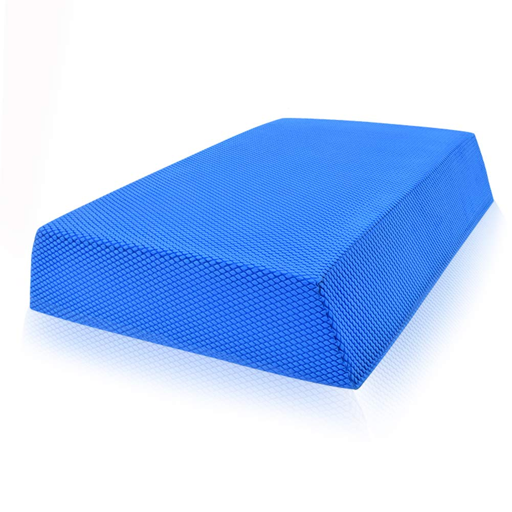 Milky House Exercise Balance Foam Pad, Non-Slip Cushioned Foam Knee Pad for Physical Therapy, Fitness Training, Yoga, Core Balance and Stability Training