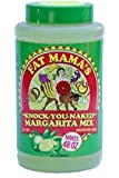 Fat Mama's Knock-You-Naked Margarita Mix, 10 Ounce, Lime