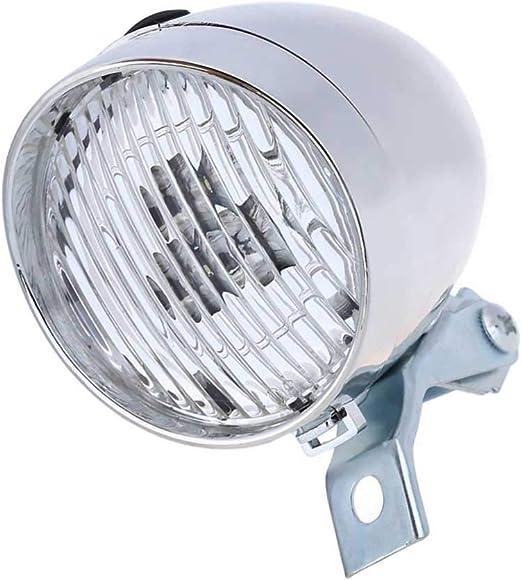 Retro Accesorios para Bicicleta luz Delantera del Soporte 3 ...