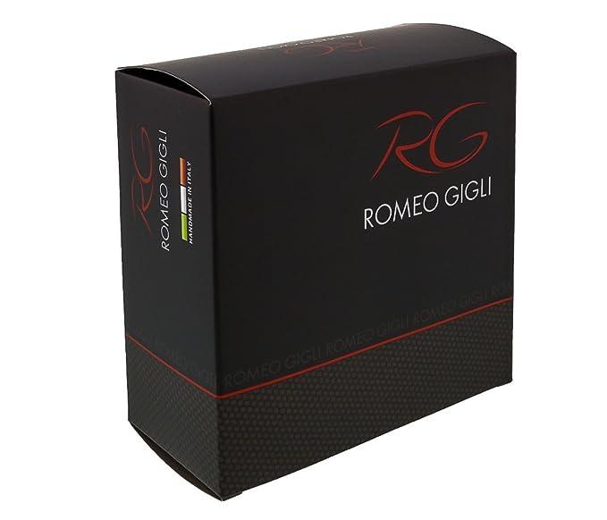 Romeo Gigli U284//35 TOBACCO Tan Leather Adjustable Belt