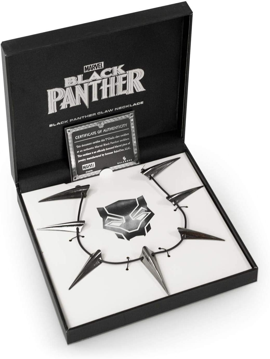 Marvel Black Panther King of Wakanda T/'Challa Necklace