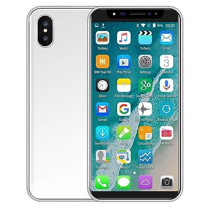 Amazon.com: Smartphone desbloqueado de pantalla completa ...