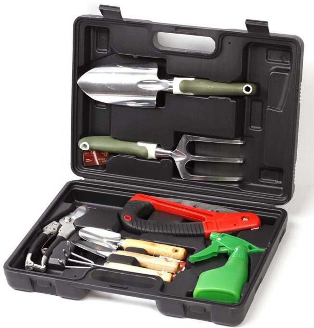 Garten-Werkzeug-Kit 8 Familie Vergossen Gartengeräte