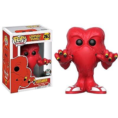 Funko Gossamer (Specialty Series): Looney Tunes x POP! Vinyl Figure & 1 POP! Compatible PET Plastic Graphical Protector Bundle [#263 / 11439 - B]: Toys & Games