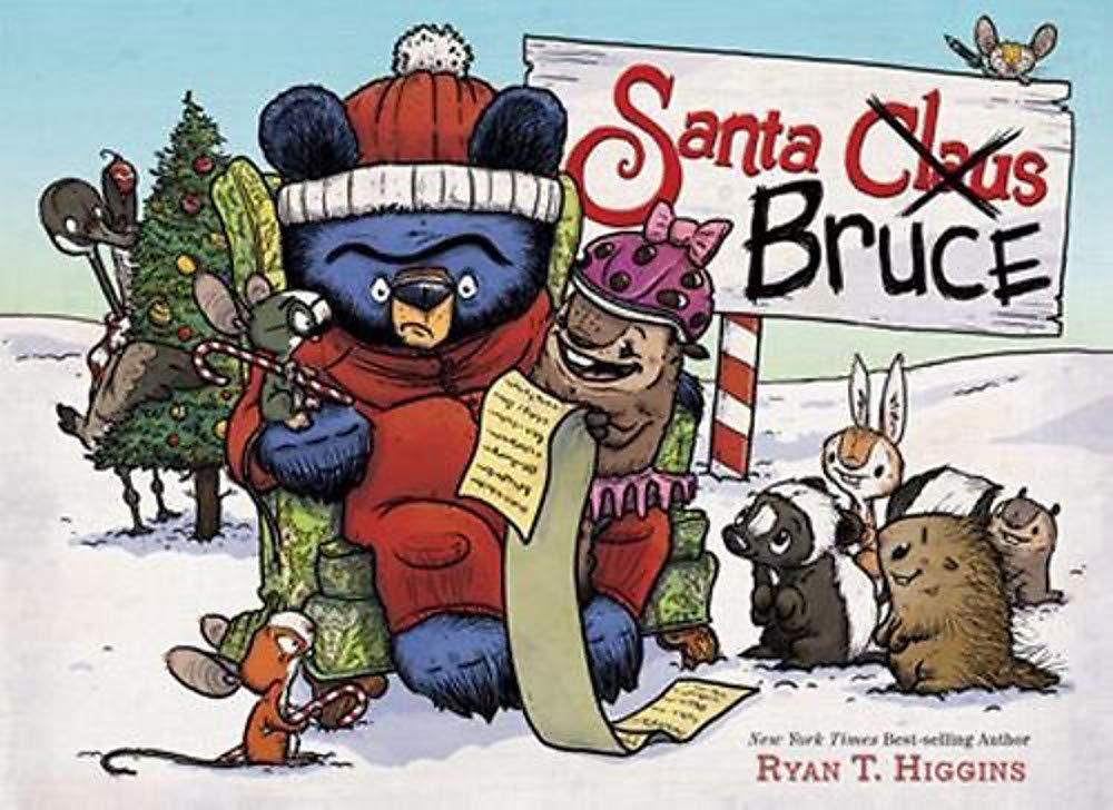 Résultats de recherche d'images pour «Santa Claus Bruce book»